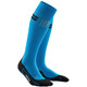cep Run Merino Running Socks Men blue/black